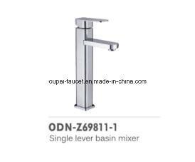 Single Handle Zinc Body High Basin Faucet Z69811-11 pictures & photos