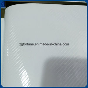 Ground Advertising Photo Diagonal Patterns Type Cold Laminating PVC Film pictures & photos