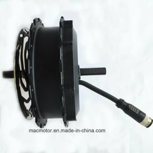 Hot Sale 48V 1000W Motor 520rpm Motor Front Wheel Hub Motor pictures & photos
