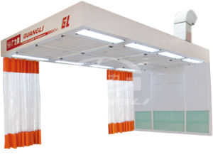 Guangli Ce Approved High Quality Movable Preparation Room Station pictures & photos