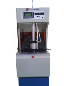 Hydraulic Semi-Auto Straight Locked Bottle Blowing Plastic Machine pictures & photos