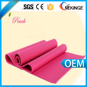 High Quality Non-Slip Custom Eco Friendly PVC Yoga Mat pictures & photos