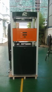 Zcheng Large Rate 300L Fuel Dispenser Single Nozzle pictures & photos