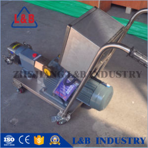 High Pressure Temperature Gear Vegetable Oil Pump pictures & photos
