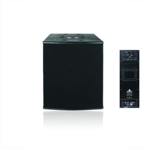 "Dp-18s 18"" The Compact Sub-Bass Active System Professional Audio Loudspeaker pictures & photos"