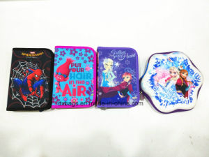 Frozen School Pencil Case, EVA Pencil Case for 2017 (DX-NW1710) pictures & photos