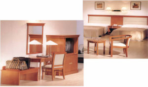 Bedroom Furniture Wooden Furniture-Standard Hotel Furniture pictures & photos