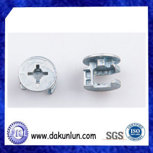Precision Eccentric Wheel for Furniture Connection pictures & photos