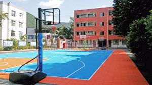 Cag PRO-Environment Kindergarten Special Floor, RoHS/Ce Modular Flooring, Interlocking Flooring, Waterproof Flooring