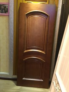 Solid Wood Door (DS-798) pictures & photos