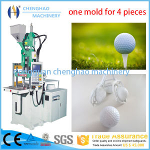 Vertical Injection Moulding Machine for Making Golf Ball pictures & photos