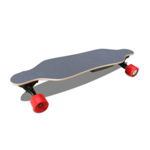 Factory Supply Hub Motor 4 Wheels Remote Control Electric Skateboard pictures & photos
