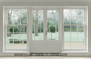 Aluminum French Casement Window with Competitive Price pictures & photos
