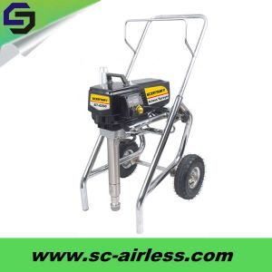 High Performance Large Flow Airless Paint Sprayer St-6390 with Short Pump pictures & photos
