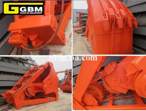 Vessel Mechanical Underwater Dredging Grab Bucket for Dredging pictures & photos