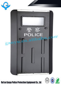 High Strength Protective Aluminium Alloy Anti Riot Shield Manufacturer pictures & photos