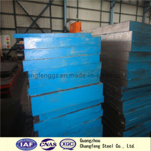 SAE52100/GCr15/EN31/SUJ2 Alloy Tool Mould Steel pictures & photos