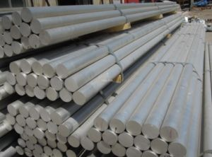 6063 7005 7075 6082 6061 Aluminum Extruded Round Bar/Rod for Industry pictures & photos