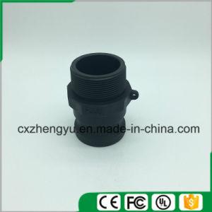 Plastic Camlock Couplings/Quick Couplings (Type-F) , Black Color