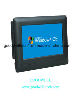 Embedded Win CE 6.0 OS 7 Inch Panel PC pictures & photos