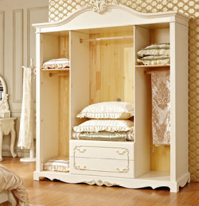 Modern French Wooden Adult Bedroom Set Furniture pictures & photos