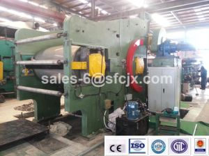 Rotocure Vulcanizing Press for Making Waterproofing Roll Roofing (DLG-1500X2500) pictures & photos