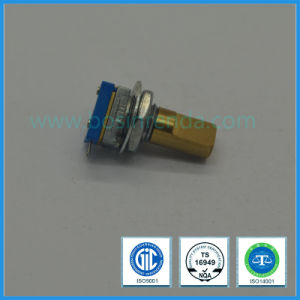 8 mm Rotary Encoder, Incremental Encoder with Metal Shaft for Interphone Radio pictures & photos