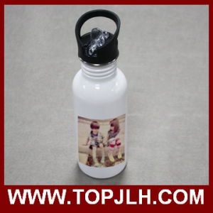 Stainless Steel Sport Canteen Water Bottle with Straw pictures & photos