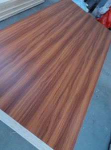 Swedish Oak Face MDF, Color No.: 435, Size 120X2440mm, Thickness: as Your Order, Glue: E0, Swedish Oak Paper MDF, Melamine MDF pictures & photos