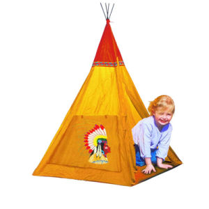 Popular Kids Toys Kid Teepee Indian Tent Play House Tent Ca-Kt8704 pictures & photos