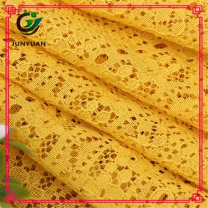 Cotton Nylon Fancy Lace Fabric Designs pictures & photos