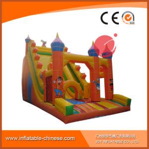 2017 Good Quality Bouncy Castle Slide/Inflatable Slides (T4-240) pictures & photos