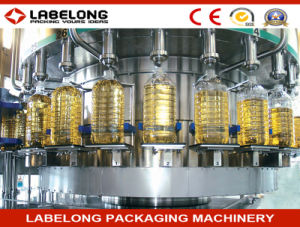 Edible Oil Filling Bottling Machine for Pet Bottle pictures & photos