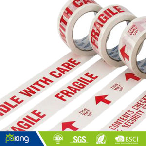 Supply Custom Polypropylene Adhesive Tape pictures & photos