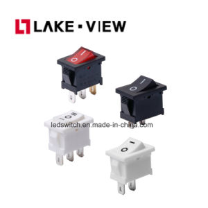 Waterproof Rocker Switch with Long Electrical Life Cycles pictures & photos