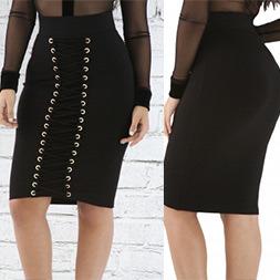 Fashion Women Leisure Slim Bandage Skirt pictures & photos