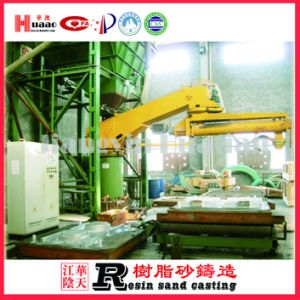 The Most Practical of Resin Sand Casting Production Line pictures & photos
