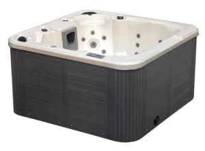 2017 Hot Sale China Supplier Freestanding Whirlpool SPA pictures & photos