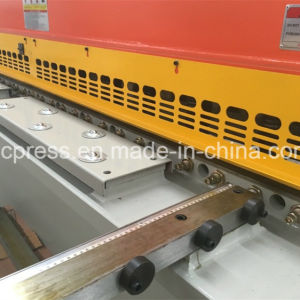Full Steel Welding Structure QC12y Hydraulic Cutter Machine pictures & photos