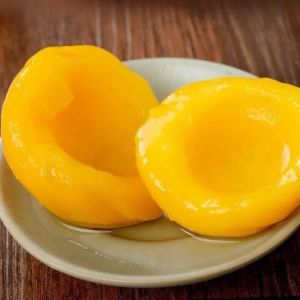 Tassya Canned Yellow Peach in Light Syrup pictures & photos