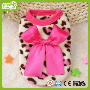 Hot Sale Pup Clothes Double Thickening Pet Clothes pictures & photos