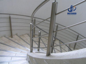 Indoor Horizontal Bar Stainless Steel Balustrade pictures & photos