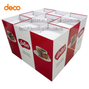 Corrugated Paper Display Cardboard Counter Pop Display PDQ Carton pictures & photos