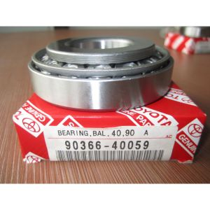 Toyota High Quality Auto Wheel Bearing 90366-40059 pictures & photos
