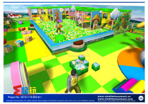 Professional Design Amusement Park with Inflatable pictures & photos