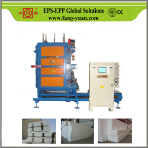 Fangyuan Vertical EPS Panel Machine Thermocol Block Machine pictures & photos
