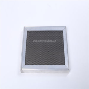 Aluminium Honeycomb Plate with Steel Frame for Air Fliter (HR113) pictures & photos