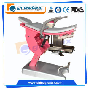 Multifunction Portable Gynecology Examination Chair pictures & photos