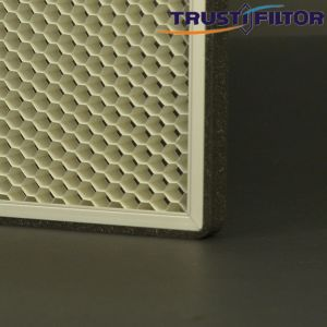 Replacement Parts TiO2 Metallic Foam Filter pictures & photos