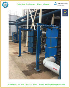 Vicarb Replacment Plate Heat Exchanger in Paper Making Industry (V13, V45, V28) pictures & photos